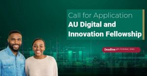 Read more about the article African Union Digital And Innovation Fellowship 2021
