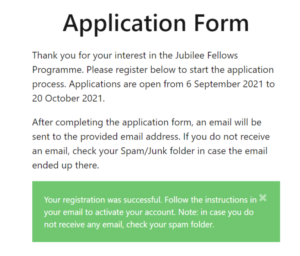 Read more about the article How to Activate Nigeria Jubilee Fellows Programme Account