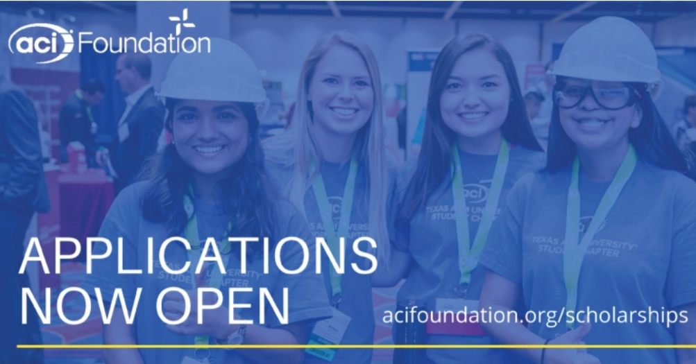 You are currently viewing ACI Foundation Fellowships and Scholarships 2022-23