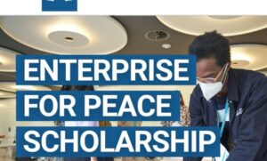 Read more about the article Fully Funded One Young World – Dutch Ministry of Foreign Affairs 'Enterprise for Peace' Scholarship